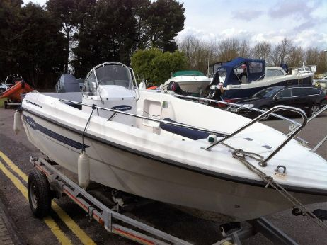 2008 Crescent 518 Arrow Centre Console