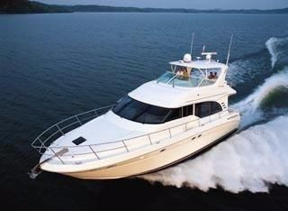 2001 Sea Ray 1 540 Cockpit Motor Yacht