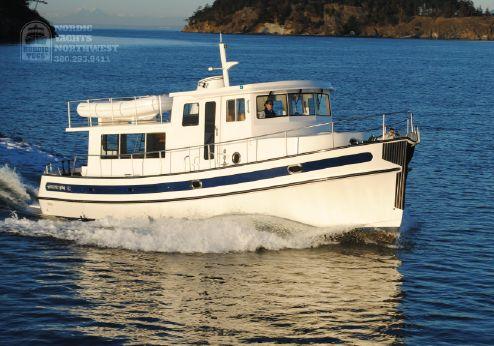 2017 Nordic Tug 44
