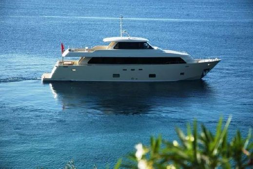 2013 Aegean Yachts NAVETTA 92'
