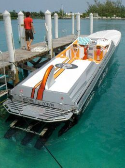 2006 Cigarette Racing 50' Marauder