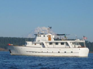 1978 Holland Pilothouse Motoryacht