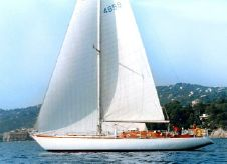 1969 Cantieri Sangermani Sparkman & Stephens 56