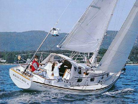2001 Morris 34