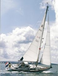 1996 Hallberg-Rassy 36