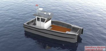 2019 Custom Millwright Tug 27