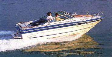 1988 Sea Ray 230 Cuddy