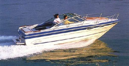 1989 Sea Ray 230 Cuddy