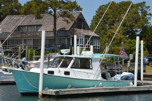 2006 Crusader Boats 34' Downeast Cuddy