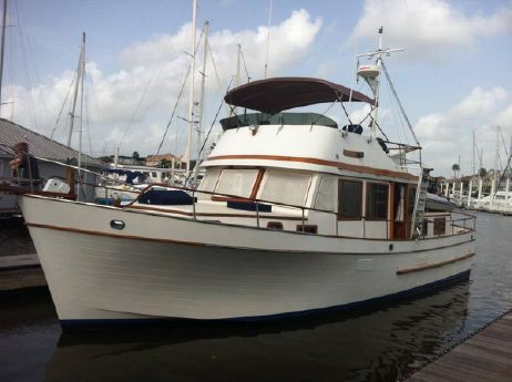 1983 Marine Trader 44' Double Cabin