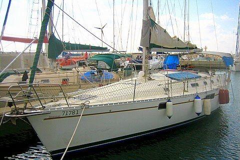 1991 Moorings beneteau 445