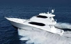2009 Hatteras 68 Enclosed Fly Bridge