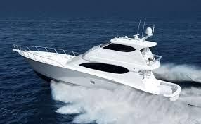 2007 Hatteras 68 Enclosed Fly Bridge