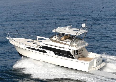 2008 Mikelson 50 Luxury Sportfisher