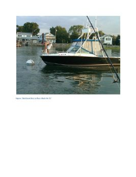 1977 Blackfin 25 Fisherman