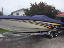 2011 Sunsation 288 Open Bow (Mid Cabin)