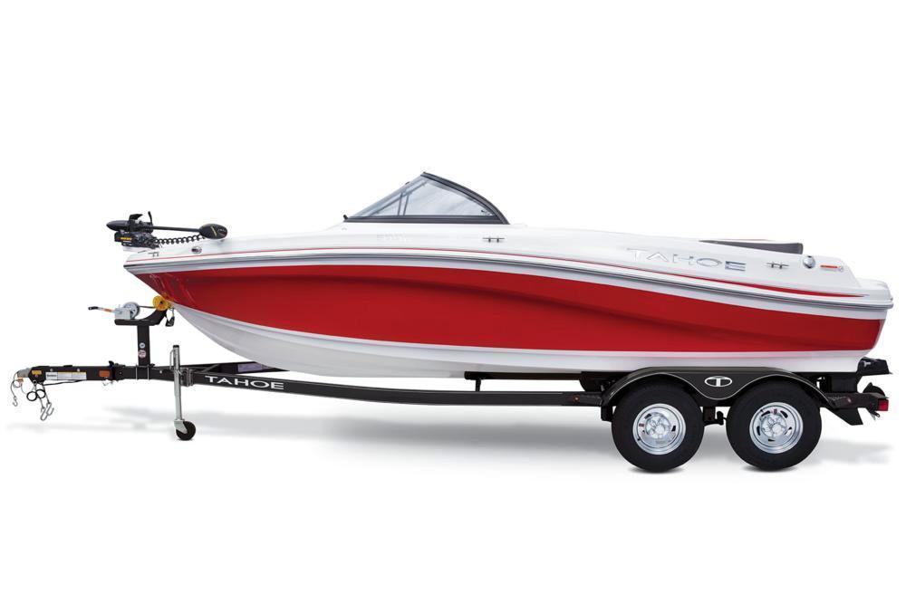 2018 Tahoe 500 TF Motor Båt til salgs