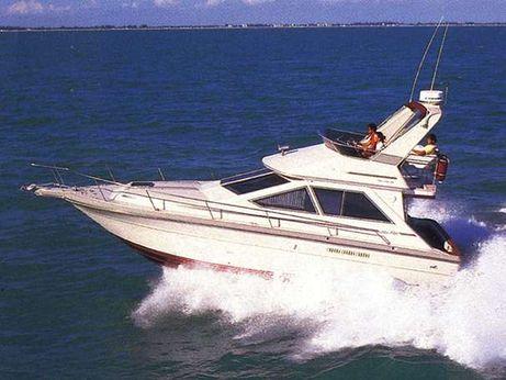 1988 Sea Ray 345 Sedan Bridge
