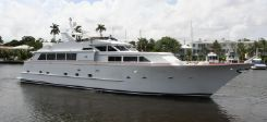 1988 Broward Raised Pilothouse Motor Yacht