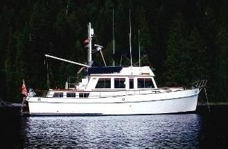 1980 Grand Banks 49 Classic