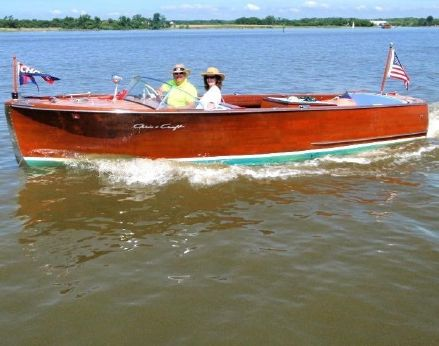 1952 Chris-Craft Sportsman