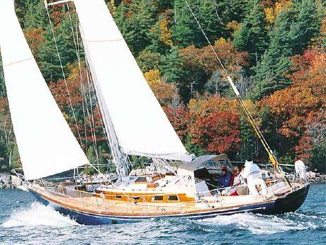 2003 Hinckley Sou'wester 51