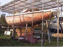 1954 Classic Yacht Cutter 42