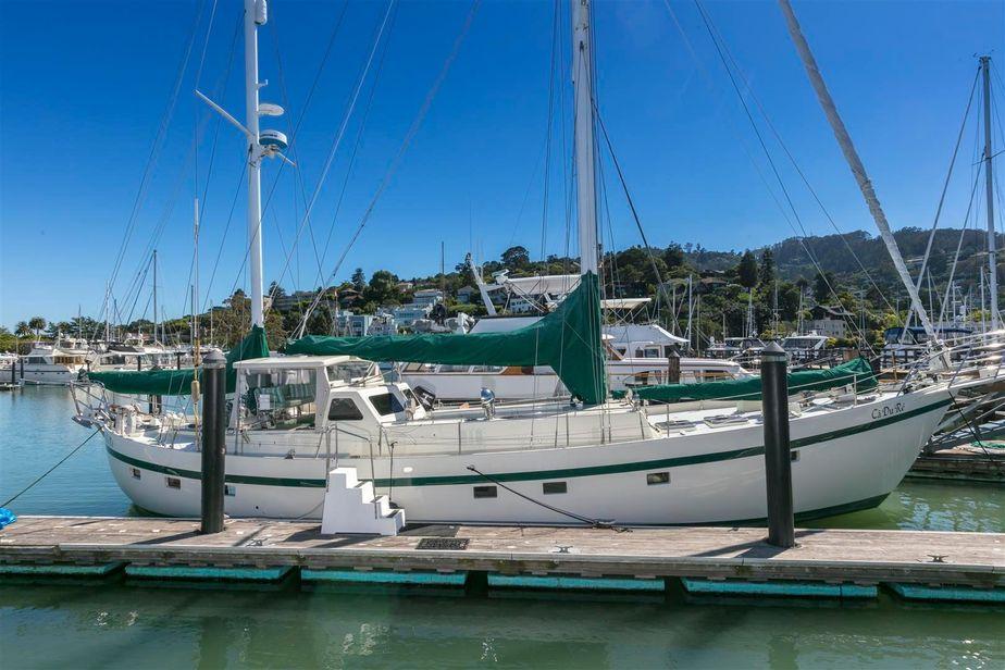 1992 Custom Ketch Sail Boat For Sale - www yachtworld com
