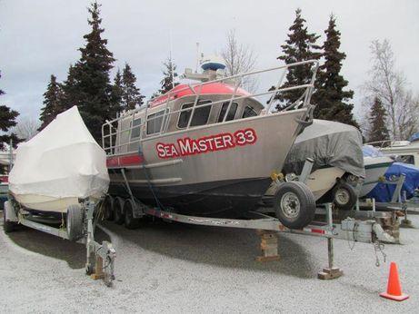 2007 Glacier Craft King Offshore 31