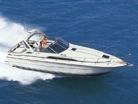 1987 Sea Ray 340 Express Cruiser