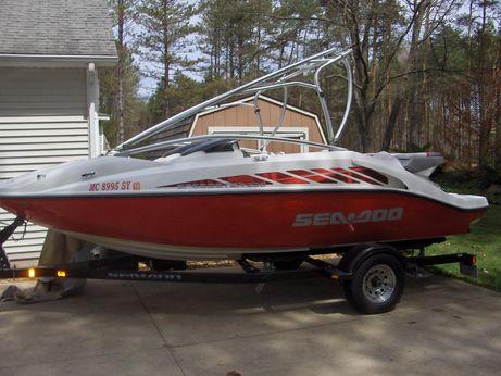 2006 Sea Doo Speedster