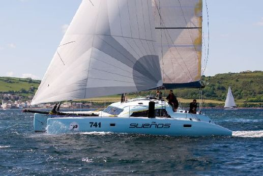 2015 Dazcat 1195 Cruiser Racer