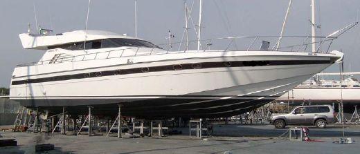 1988 Cantieri Navali Cosca GEMINI 70