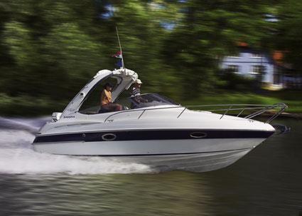 2005 Bavaria Motor Boats BMB 25 Sport