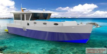 2020 Custom Open Shore Islander 35