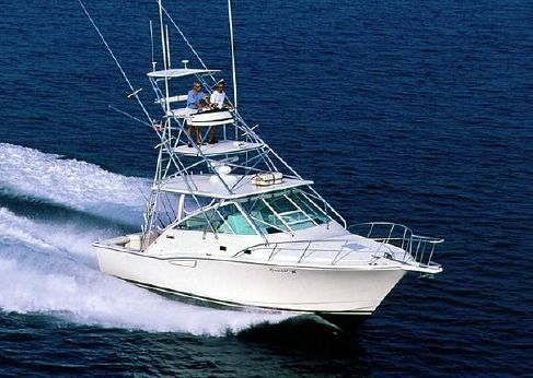 2007 Cabo 35 Express