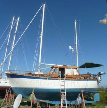 1976 Siltala Nauticat 33