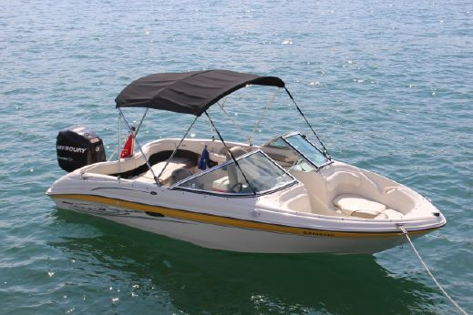 2008 Sea Ray 185 Outboard Sport