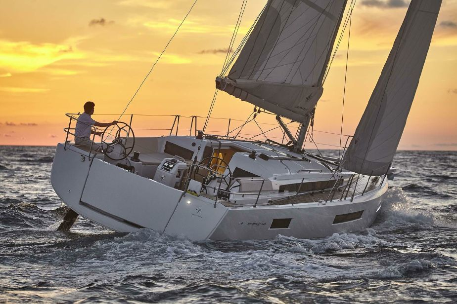2019 Jeanneau Sun Odyssey 440 In-Stock Sail Boat For Sale -