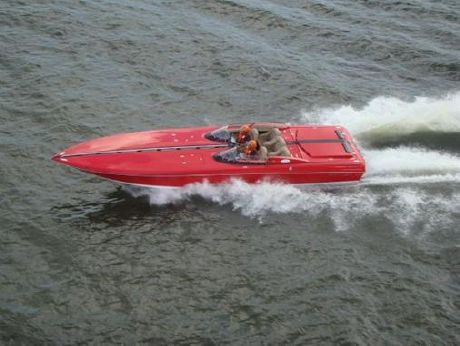 2007 Donzi Marine 38 ZR COMPETITION