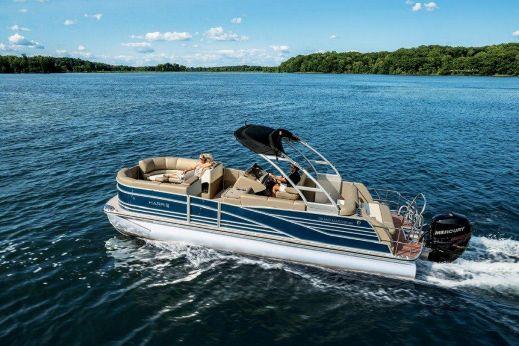 2015 Harris GRAND MARINER SL 250