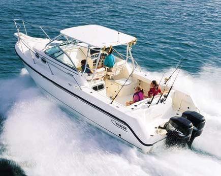 2007 Boston Whaler 295 Conquest