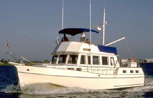 1999 Grand Banks 46 Motoryacht