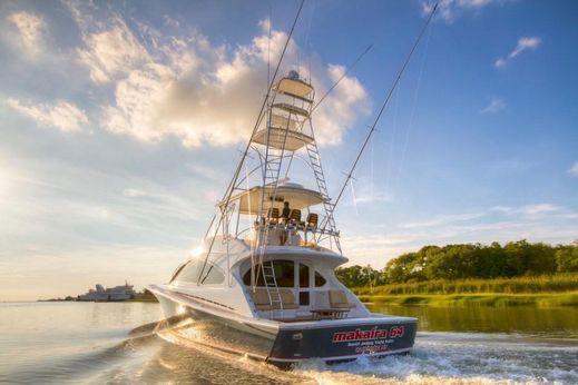2014 Ocean Yachts 64 Makaira