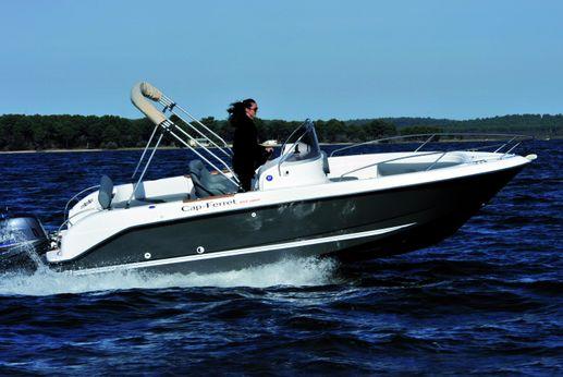 2016 B2 Marine 652 OPEN