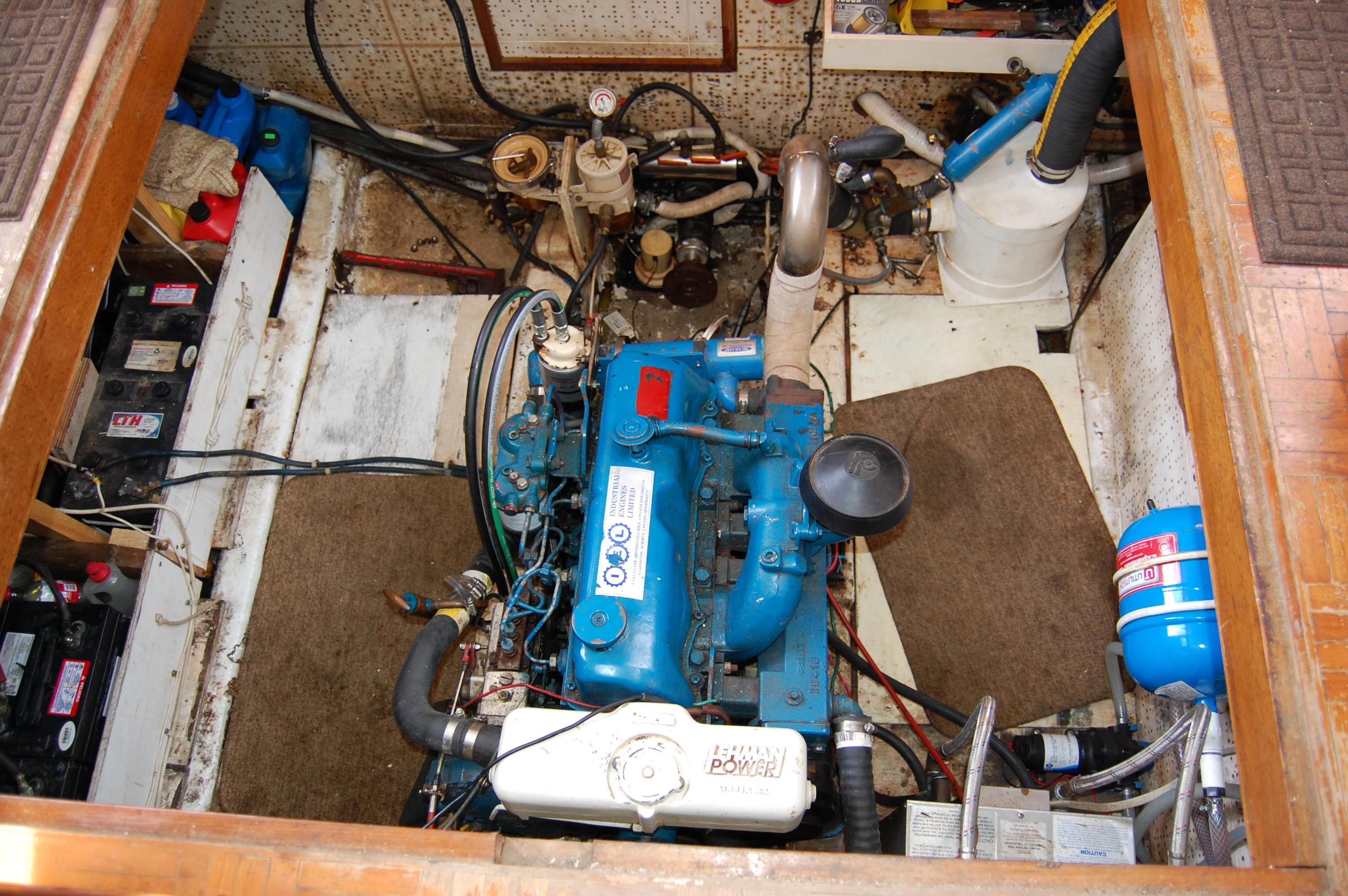 40' C & L Comfort 38 Motorsailor+