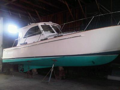 Legacy Boat Hardtop Express, Falmouth, MA