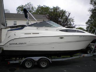 2011 Bayliner 245 Cruiser