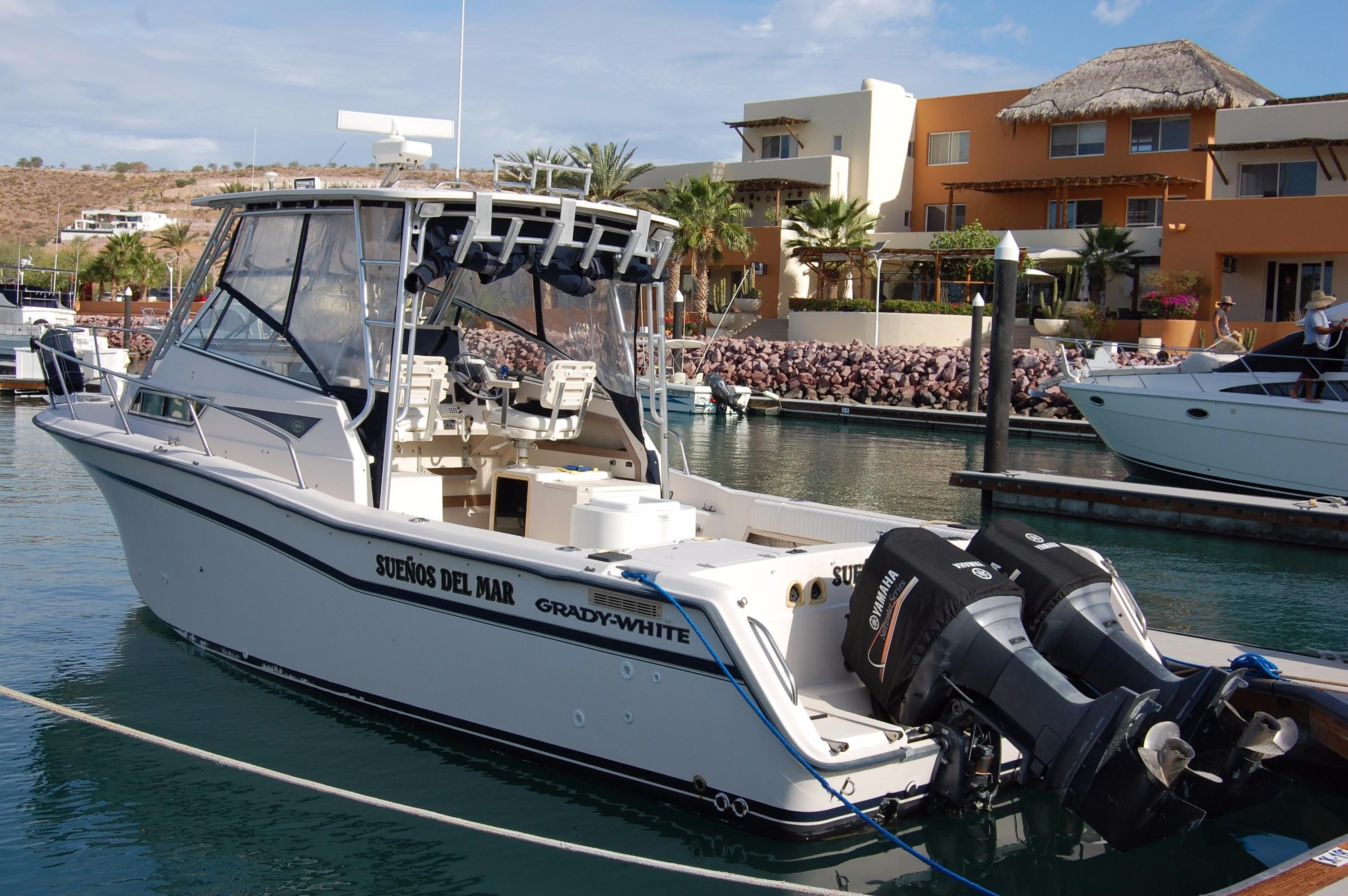 grady-white 300 marlin boats for sale
