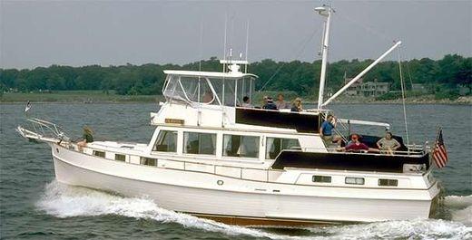 1999 Grand Banks 49 Motoryacht